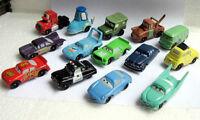 14pcs Mattel Disney Pixar Car Toy Set Car New Action Figures Full PVC Gift Cute