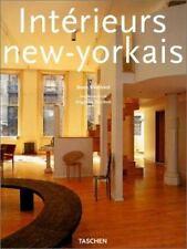 New York Interiors (Interiors (Taschen)), Wedekind, Beate, Good Book