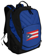 Puerto Rico Flag Backpack Laptop Bags Computer Backpacks TOP QUALITY!