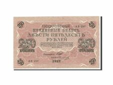 [#115377] Russia, 250 Rubles, 1917, KM:36, Undated, BB+