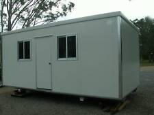6x3m portable site office donga building