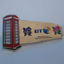 2012 London Summer Paralympic BT Telephone Pin