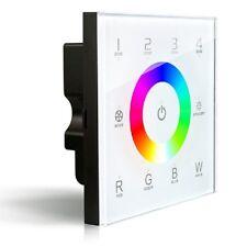 Ltech dx8 4 zones rgbw led rgb + w touch panel DMX 512 contrôleur 2.4ghz réservoir
