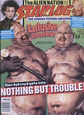 Starlog Magazine #164 March 1991 Dan Aykroyd gets into NOTHING BUT TROUBLE