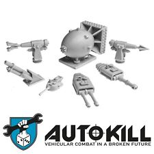 Zinge Industries - AutoKill - Gaslands - Fat Boy Nuke - 20mm scale S-DMH12