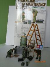Tamiya 35180 escala 1/35 ya construido y Kit de pintado a mano