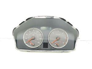 VOLVO V50 S40 SPEEDO SPEEDOMETER INSTRUMENT CLUSTER 30710071 30728644 '04-07