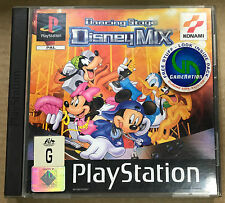Dancing Stage Disney Mix (Sony Playstation 1, 2000)