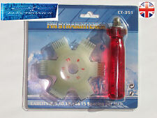 NEW Condenser/Radiator Fin Straightener Comb/Cleaner Tool CARCITY:8,9,10,12,1415