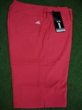 adidas Golf Ladies Climalite Long Shorts Punch UK 6 8 or 10