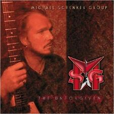 MICHAEL SCHENKER GROUP - The Unforgiven CD