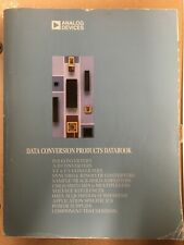 Vintage Analog Devices 1988 Data Conversion Databook Data Book