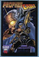 Prophet/Cable #2 (Mar 1997, Maximum Press)Rob Liefeld Mark Pajarillo Paul Scott