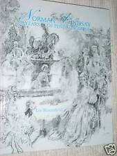NORMAN LINDSAY - 80 YEARS OF PENCIL DRAWING