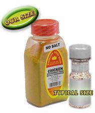 SOUP BASE, CHICKEN,  NO SALT