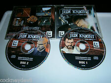 STAR WARS Dark  Forces II rare jewel cased  RPG game vgc