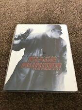 Blade Runner The Final Cut Blu-Ray Steelbook Japan Edition - As New Condition