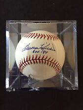 HARMON KILLEBREW  AUTOGRAPHED AUTHENTIC MLB BASEBALL.JSA CERTIFIED