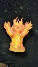 "Vintage 1982 TSR 5-1/2"" Fire Elemental Figure"