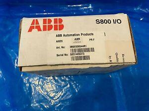 ABB:  3BSE008544R1 -AI820 : ANALOG INPUT MODULE  S800 I/O
