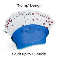 1Pack Game Night Playing Card Holders - Standing Plastic Playing Imperial Home