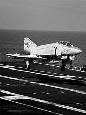 MILITARY AIR PLANE FIGHTER JET F4 PHANTOM NAVY USAF POSTER ART PRINT BB1060A