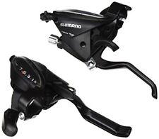 Shimano mandos Ef510-2a 3x7v. freno V negro