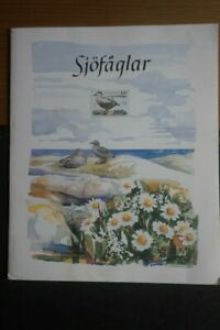 "Sweden - 1993 ""Birds"" Issues in Presentation Folder"