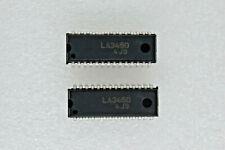 2PCS  LA3450 - Sanyo 28-Pin DIP Integrated Circuit  STOCK USA