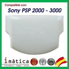 Cover Battery For sony Psp 2000 2004 3000 3004 White 2002 3002 Cover Rear