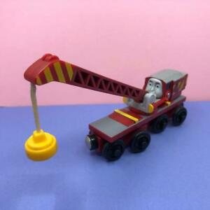Thomas The Tank Engine & Friends Learning Curve Rocky The Crane Wooden Toy Train