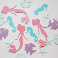 Decor Scatter Wedding Decor Beach Ocean Confetti Starfish Seahorse Mermaid
