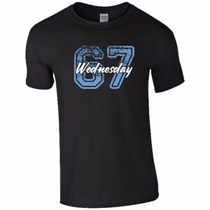 Sheffield Wednesday F.C - Personalised Mens T-Shirt (VARSITY NUMBER)