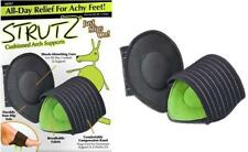 FOOT ARCH SHOCK ABSORBER - STRUTZ SOLE ANGELS (1 PAIR) USA Seller