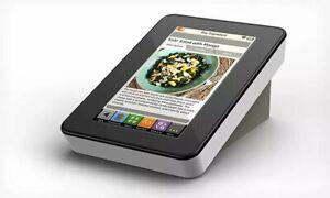 Key Ingredient The Kitchen-Safe Touchscreen Digital Recipe Reader