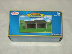 Bachmann HO Thomas & Friends #35908 Storage Shed New in Box