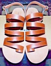 9b1d2d90606a87 Lucky Brand Women s Leather Sandals and Flip Flops for sale
