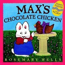 Max's Chocolate Chicken: Board Book Max and Ruby