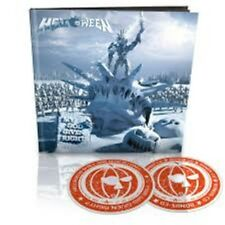 helloween my god-given right 2cd ear book with bonus songs earbook GAMMA RAY