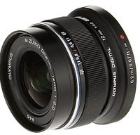 Olympus M.Zuiko Digital ED 12mm f/2 Lens - MFT