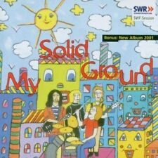 My Solid Ground-SWF Sessions + new album 2001-CD