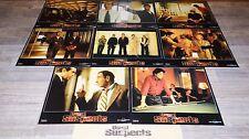 USUAL SUSPECTS  !  bryan singer jeu 8 photos cinema lobby card