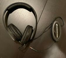 Sennheiser HD202 Headphones - Black