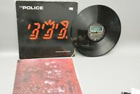 The Police - Ghost In The Machine Vinyl LP - 1981 First Press - A&M SP-3730