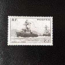 timbre Neuf de France année 1946 «œuvres De La Marine» fr stamps B85