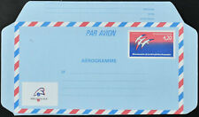 France 1989 French Revolution Aerogramme, Air Letter Unused #C53108
