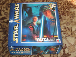 Star Wars jigsaw puzzle New 2002 1 of 3 scenes available 100 pieces Great gift