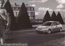 Postcard: Elle/Ford Focus - The Place To Be Seen This Season (Boomerang Promo)