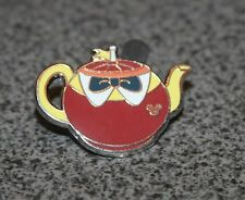 Disney Pin Teapot Tweedle Dee & Tweedle Dum Teapots Alice In Wonderland 2014