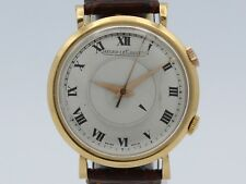 Jaeguer-LeCoultre Memovox Vintage Manual Winding18K Gold